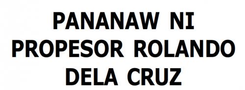Senadora Miriam Defensor-Santiago vs. Vitaliano Aguirre: Ang Dangal ng Isa ay Dangal ng Lahat